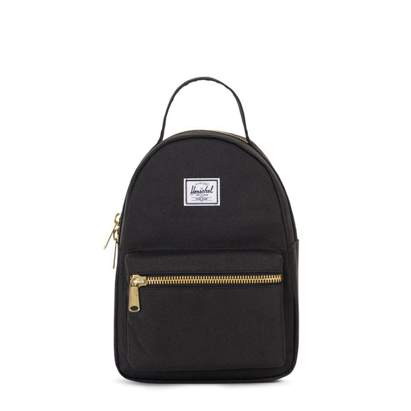 Herschel Mini Backpack  <p>Black