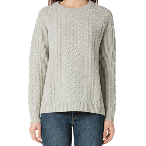 Levi's Classic Cable Knitted Jumper<p>Cream