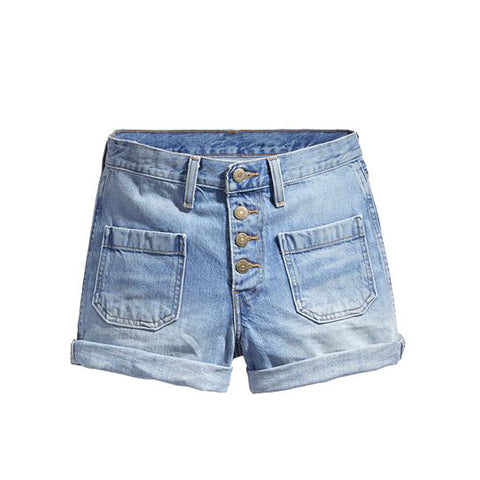 Levi's Orange Tab Shorts <p>Kerouac Effect