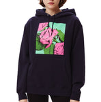 Obey No Love Lost Hoodie <p>Deep Navy
