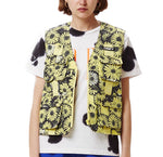 Obey Daisy Vest <p>Yellow