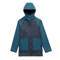 Herschel Women Rainwear Classic Jacket<p>Peacoat/Deep Teal
