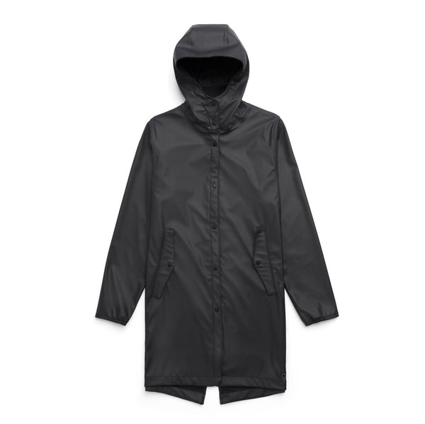 Herschel  Rainwear Fishtail Parka<p>Black