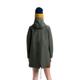 Herschel Women Fishtail Parka<p>Dark Olive