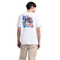 Herschel ft. Basquiat Mens Tee <p>White