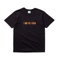 Undefeated Camo Tee<p>Black