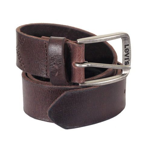Levi's Leather Belt<p>Brown
