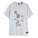 Levi's® Skate Graphic SS Tee<p>Heather Grey