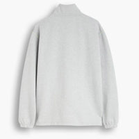Levi's® Skate Quarter Zip<p>Grey Heather