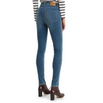 Levi's 721 High-Rise Skinny<p>Blue