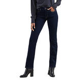 Levi's® 724™ High-Waisted Straight Jeans<p>To The Nine Blue