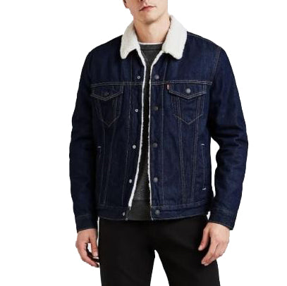 Levi's Sherpa Trucker Jacket<p>Rockridge