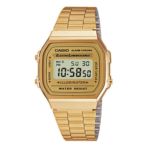 Casio Collection<p>A168WG-9EF