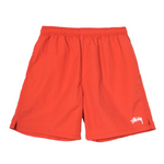 Stussy Stock Elastic Waist Short<p>Tomato Red