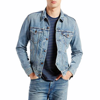Levi's The Trucker Jacket<p>Icy