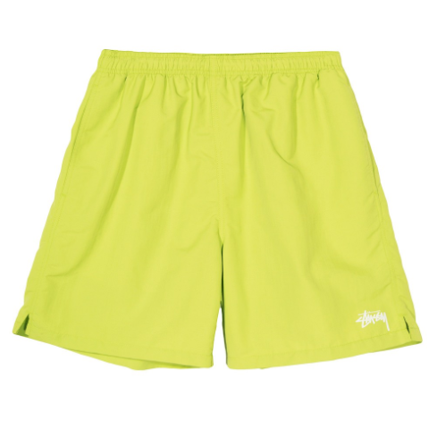 Stüssy Stock Elastic Waist Short<p>Lime