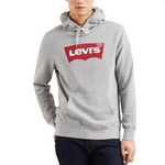 Levi's Housemark Pullover Hoodie<p>Washed Black