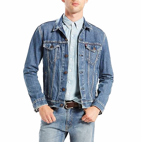 Levi's The Trucker Jacket<p>The Shelf