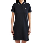 Fred Perry Twin Tipped Dress <p>Navy/ Silver