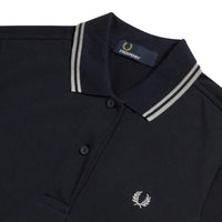 Fred Perry Twin Tipped Dress<p>Navy