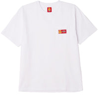 OBEY X Dickies Heavyweight Pocket T-Shirt<p>White