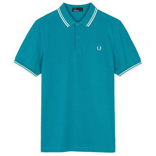 Fred Perry Twin Tipped Shirt<p>Fanfare