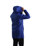 Pray For Rain Albatroz Raincoat <p>Blue