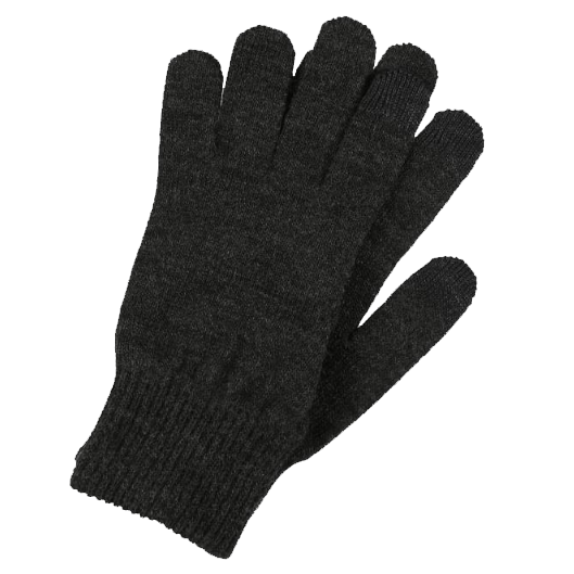Levi's Ben Touch Screen Gloves<p>Dark Grey
