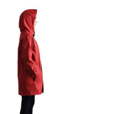 Pray For Rain Albatroz Raincoat <p>Red
