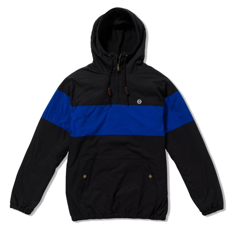 HUF Explorer Anorak<p>Black