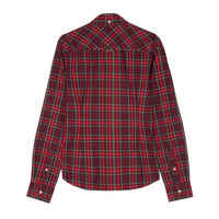 Fred Perry Reissues Tartan Shirt<p>Aubergine