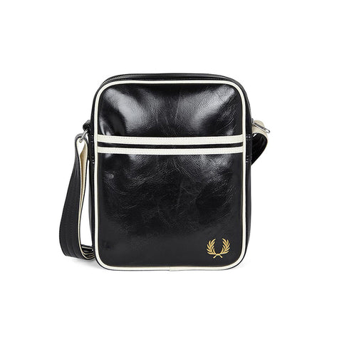 Fred Perry Classic Side Bag<p>Black