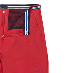 Fred Perry Classic Swim Shorts<p>Deep Red