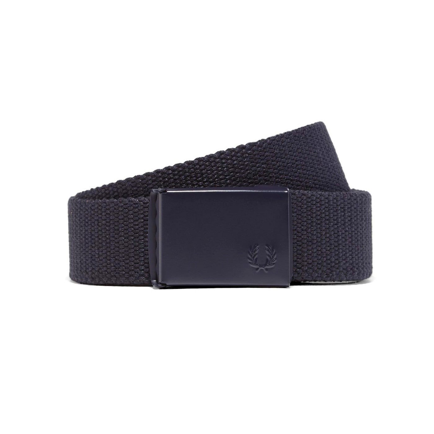 Fred Perry Slid Webbing Belt<p>Navy