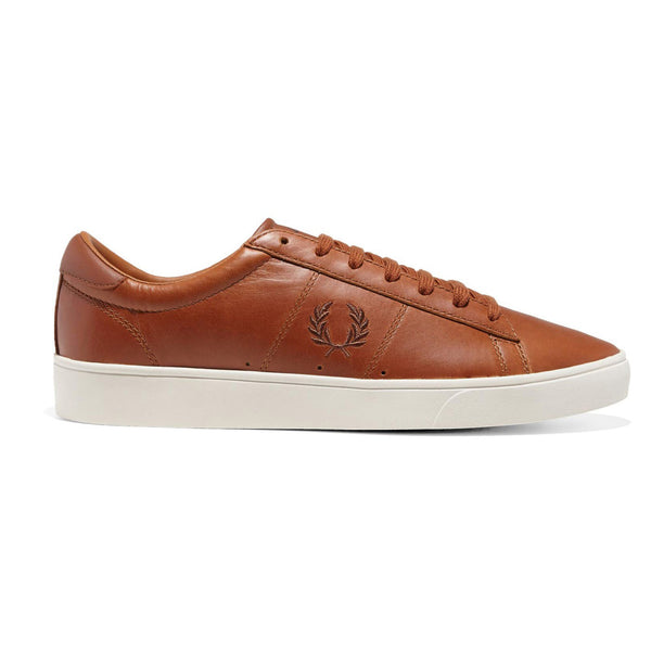 Fred Perry Spencer Leather<p>Tan