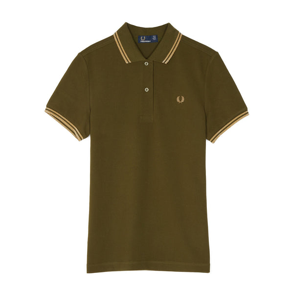 Fred Perry Twin Tipped Shirt<p>Thorn