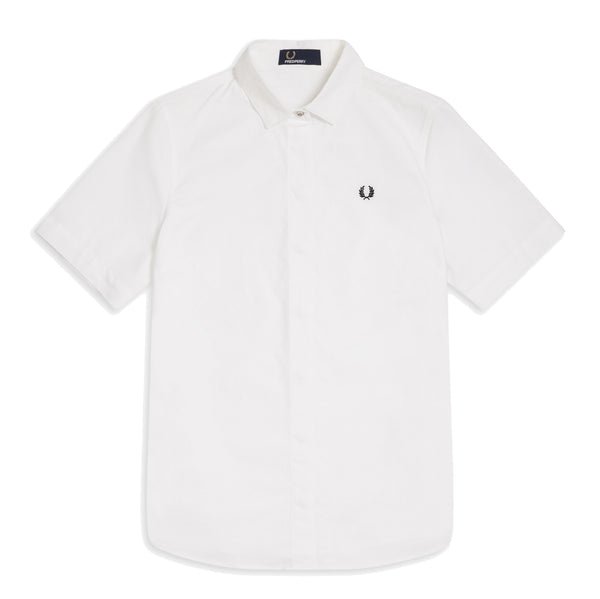 Fred Perry Oxford Shirt<p>White