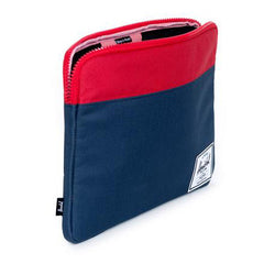 Herschel Anchor Sleeve Macbook 13''<p>Navy/Red