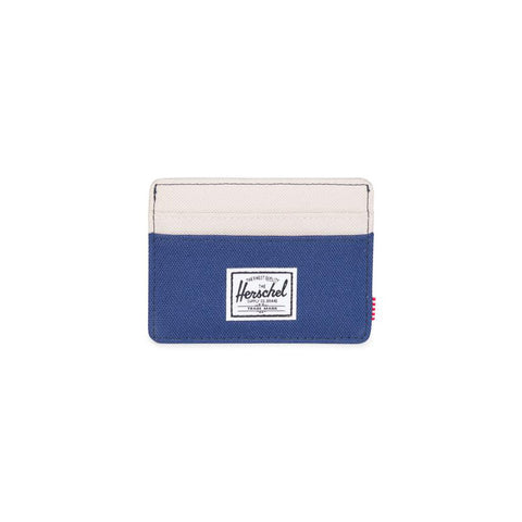 Herschel Charlie Wallet<p>Twilight Blue/Pelican