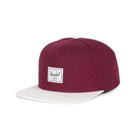 Herschel Dean Cap<p>Natural/Windsor Wine