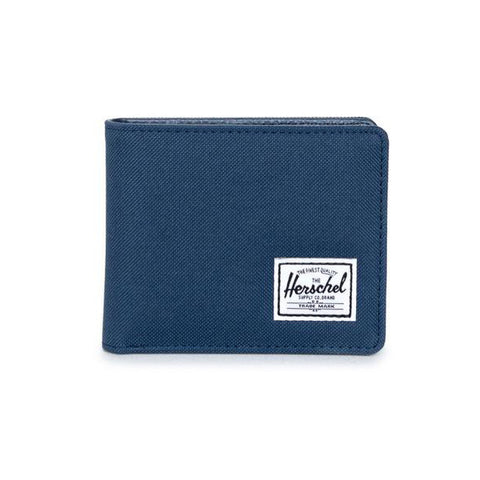 Herschel Hank Wallet Coin<p>Navy
