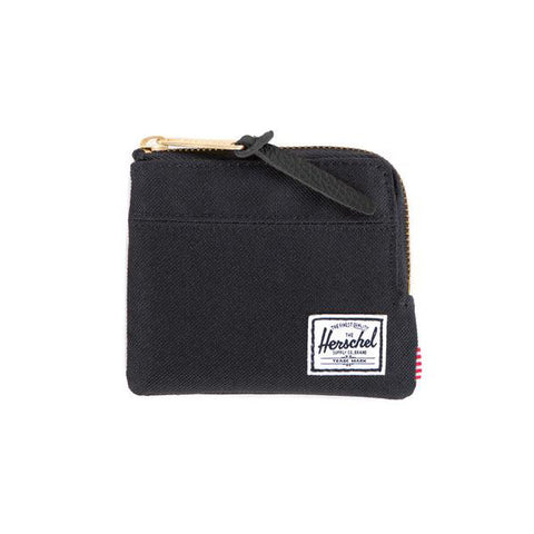 Herschel Johnny Wallet<p>Black