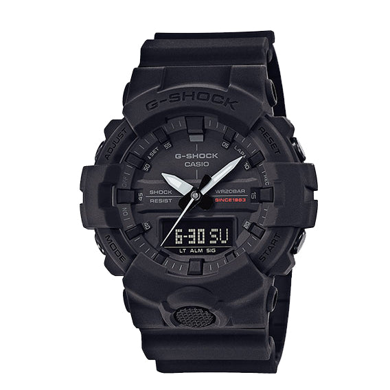 G-Shock 35th Anniversary LIMITED EDITION Matte Black<p>GA-835A-1AER