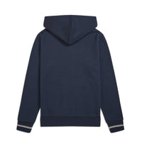 Fred Perry Hooded Sweatshirt<p>Washed Navy