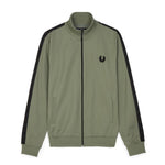 Fred Perry Sports Authentic Tonal Taped Jacket<p>Washing Khaki