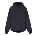 Fred Perry Half Zip Hooded Brentham Jacket<p>Graphite