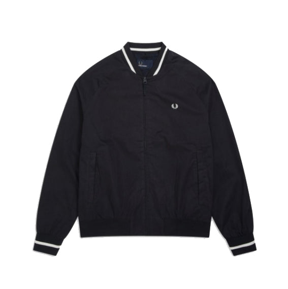 Fred Perry Tennis Bomber Jacket<p>Navy