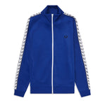 Fred Perry Sports Authentic Taped Track Jacket<p>Cobalt