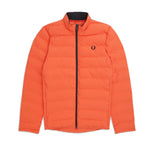 Fred Perry Insulated Brentham Jacket<p>International Orange
