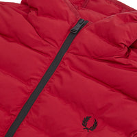 Fred Perry Insulated Hooded Brentham Jacket<p>Siren